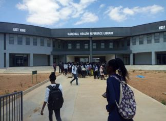 Courses offered at levy Mwanawasa University