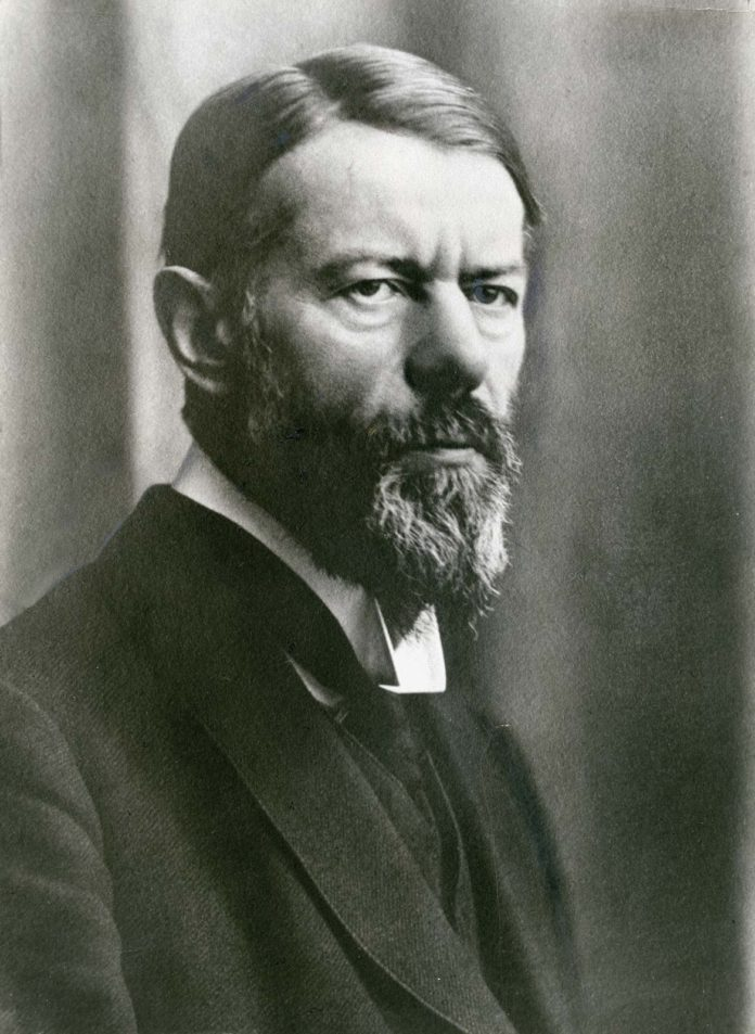 Max Weber six principles of bureaucracy