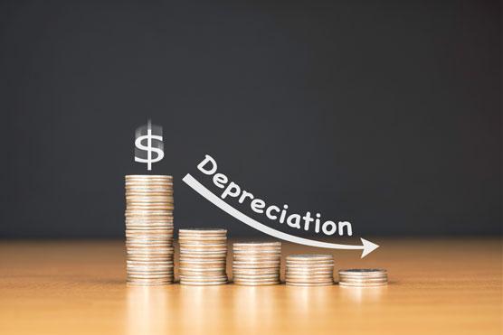 Calculate Depreciation Of Assets