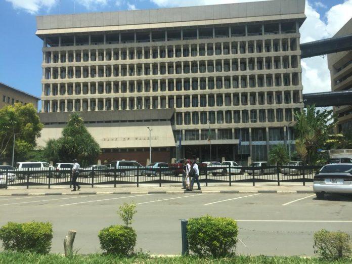Bank of Zambia Act, No 43 of 1996