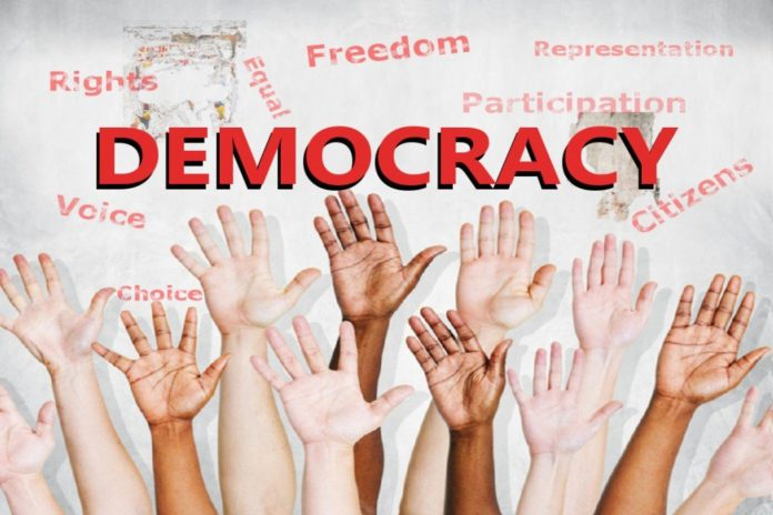 What are the Characteristics of a Democracy